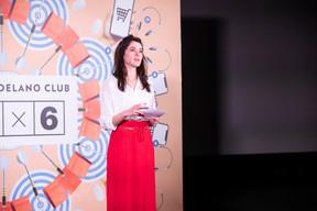 Julie Lhardit (Paperjam Club) ((Photo: Julian Pierrot / Maison Moderne))