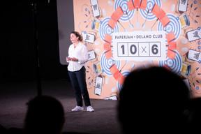 Cécile Lorenzini (Vanksen) ((Photo: Julian Pierrot / Maison Moderne))