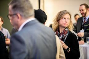 Mireille De Kerleau (Caceis Bank Luxembourg Branch) ((Photo: Jan Hanrion / Maison Moderne))