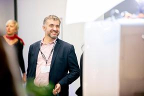 Eric Plasson (Randstad HR Services) ((Photo: Jan Hanrion / Maison Moderne))