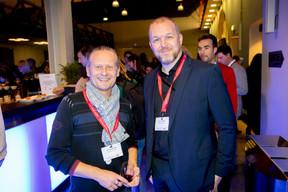 Arnaud Maqua et Kévin Thirion (Maison Moderne) ((Photo: Jan Hanrion / Maison Moderne))