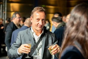 Pascal Dorban (Talk Finance) ((Photo: Jan Hanrion / Maison Moderne))