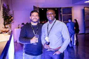 Vasco Barbosa et Steve Agboton (Editus) ((Photo: Jan Hanrion / Maison Moderne))