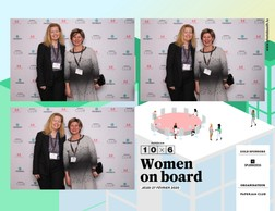 Kerstin Becker (Business Pilotage Consulting) et Grit Fischer (Tax4Expats) ((Photo: photobooth.lu))