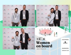 Eric Giess et Sebastian Loire (Digivibe) ((Photo: photobooth.lu))