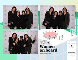 Léa Sitbon (Léa-Color your charm), Lucie Gautier (Docler Holding), Patrizia Luchetta (Foundry Luxembourg) et Valérie Piquemal (La Mondiale Europartners) ((Photo: photobooth.lu))