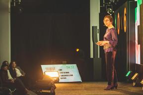 Isabelle Weill (De La Cour Au Jardin and CCMBenchmark) ((Photo: Arthur Ranzy))