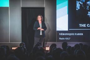 Véronique Faber (radio 100.7) ((Photo: Arthur Ranzy))