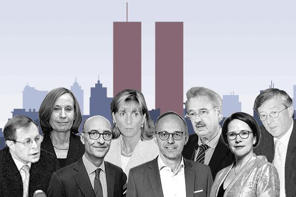 Qu'elles soient basées à New York ou à Luxembourg, les personnalités politiques, diplomatiques, économiques ou encore sportives n'ont pas oublié ce qu'elles faisaient ce 11 septembre2001. (Photo: Studio Maison Moderne)