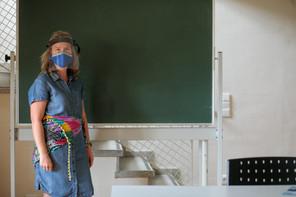 Actuellement, les écoles font surtout face à des cas isolés dans les classes. (Photo: Matic Zorman/archives)