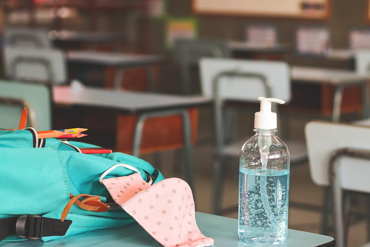 Actuellement, les écoles font surtout face à des cas isolés dans les classes. (Photo: Shutterstock)