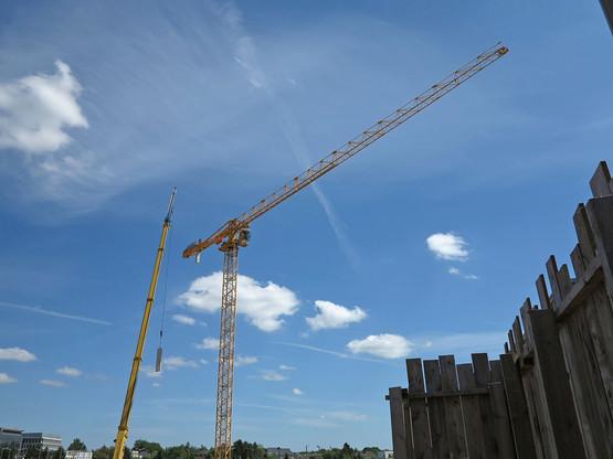 Une centaine de chantiers pourront se poursuivre cet été malgré le congé collectif. (Photo: Archives Maison Moderne)