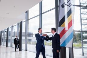 La 11e réunion Gaïchel était organisée ce mardi 31 août à l'European Convention Center Luxembourg du Kirchberg. ((Photo: Nader Ghavami))