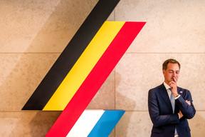 Le Premier ministre Alexander de Croo. ((Photo: Nader Ghavami))