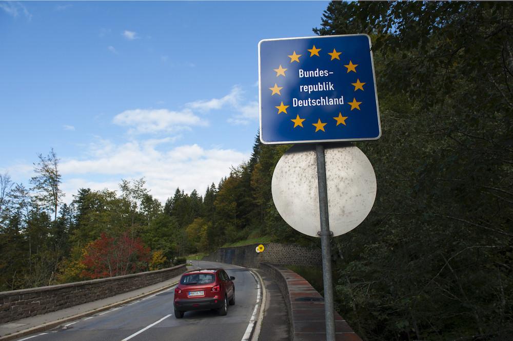 Les contrôles aux frontières iraient à l'encontre de l'idée même de la construction de l'Union européenne, selon les 13 bourgmestres. (Photo: Shutterstock)