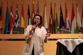 Karin Schintgen (CEO de la House of Startups) ((Photo: Matic Zorman))