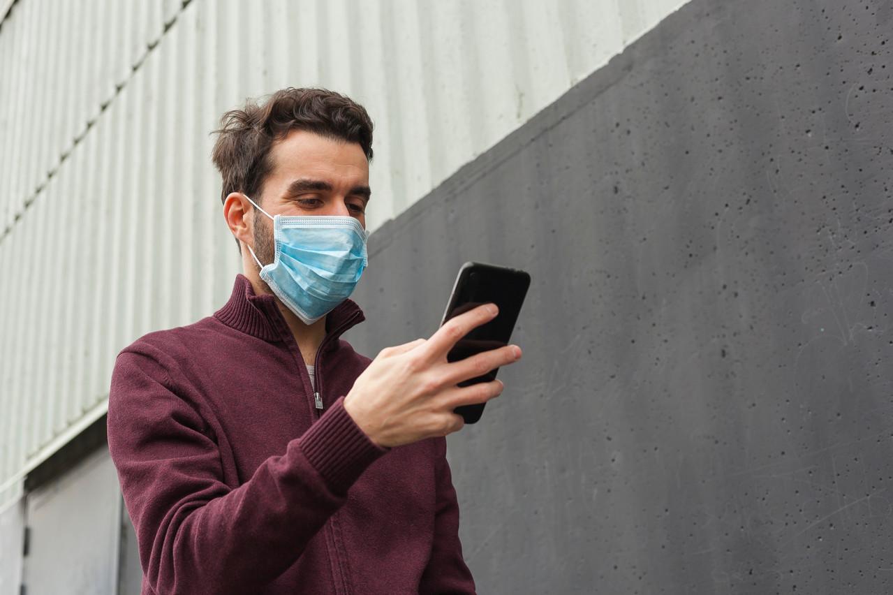 Un règlement grand-ducal autorise maintenant officiellement le port du masque dans l'espace public. (Photo: Shutterstock)