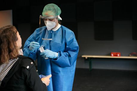 Les tests de dépistage mettent à jour des cas positifs très nombreux ces deux derniers jours. (Photo: Matic Zorman /archives)