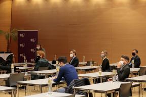 14e édition du concours Cyel - 25.11.2020 ((Photo: Matic Zorman / Maison Moderne))