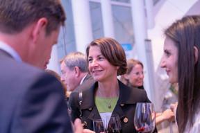 Tonika Hirdman (Fondation de Luxembourg) ((Photo: Éric Chenal))