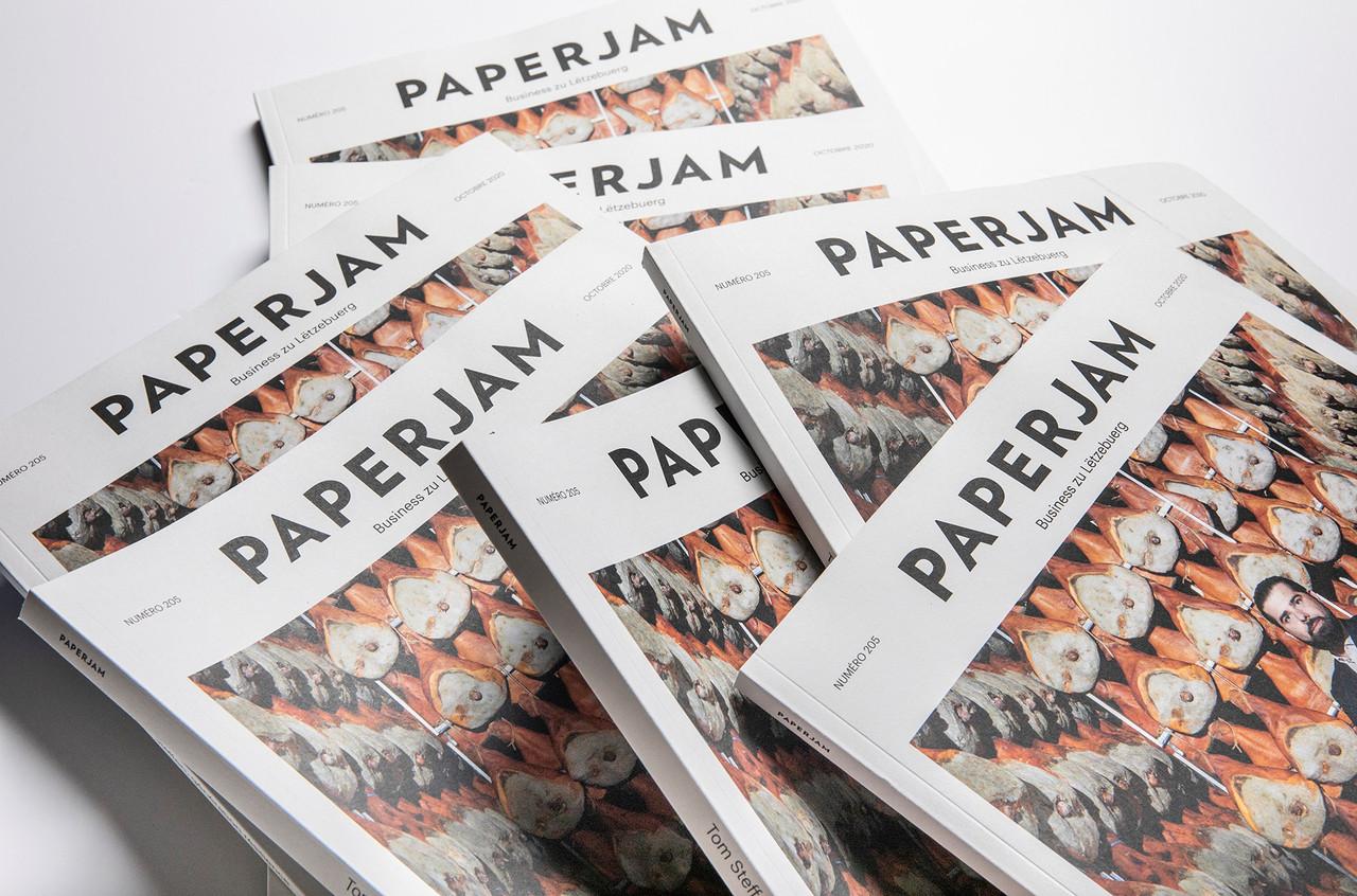En cette rentrée, Paperjam se dévoile sous une nouvelle formule. (Photo: Maison Moderne)