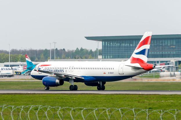 Des compagnies européennes, comme British Airways, opérant ici au Findel, s'engagent à rembourser leurs clients pour les vols annulés. (Photo: Jwh/Wikimedia Commons)