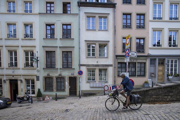 Au Luxembourg, les cyclistes représentent 3% des victimes d'accidents. (Photo: Shutterstock)