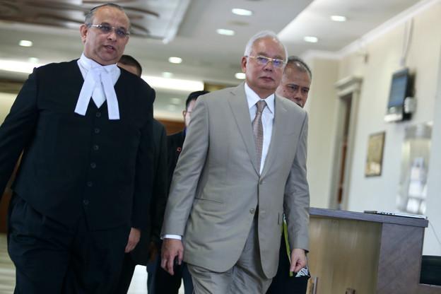 Pour la première fois, l'ancien Premier ministre malaisien Najib Razak a étéreconnu coupable du pillage du fonds souverain 1MDB. (Photo: Shutterstock)
