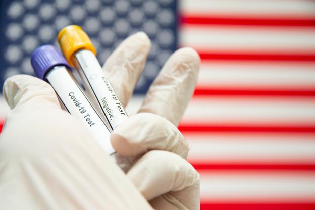 La barre des 1.000 décès a été franchie aux États-Unis. (Photo: Shutterstock)