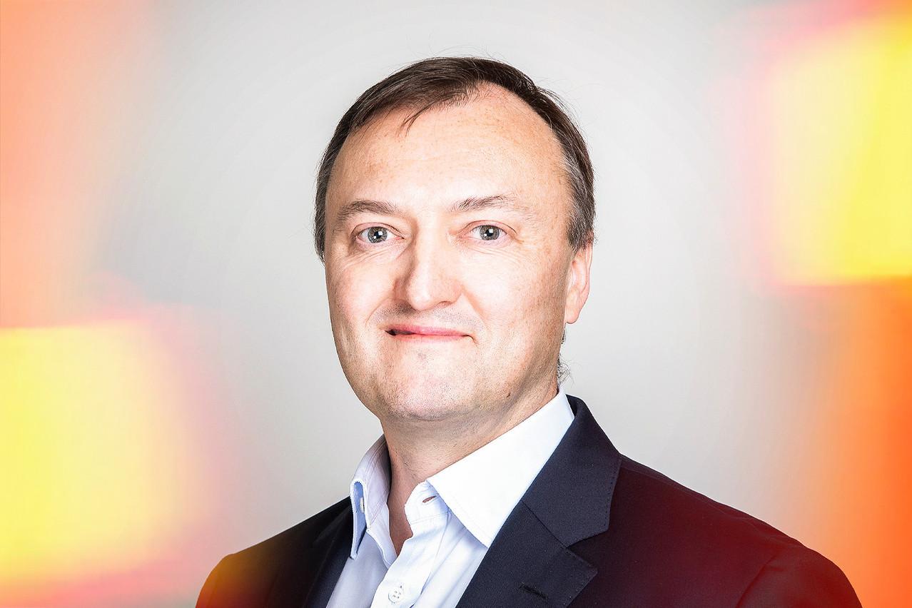 James King, Head of Luxembourg chez Payconiq. (Photo: Maison Moderne)