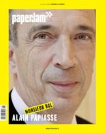 Novembre 2008. Alain Papiasse par Andrés Lejona. (Archives / Maison Moderne)
