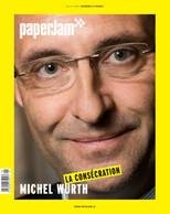 Janvier 2009. Michel Wurth par Andrés Lejona. (Archives / Maison Moderne)