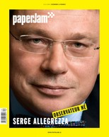 Avril 2009. Serge Allegrezzapar Andrés Lejona. (Archives / Maison Moderne)