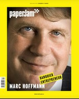 Juillet-août 2010. Marc Hoffmann par Andrés Lejona. (Archives / Maison Moderne)