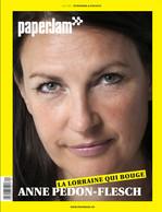 Avril 2011. Anne Pedon-Flesch par Andrés Lejona. (Archives / Maison Moderne)