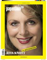 Juillet-août 2011. Rita Knott par Andrés Lejona. (Archives / Maison Moderne)