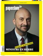 Janvier 2012. Étienne Schneider par Andrés Lejona. (Archives / Maison Moderne)