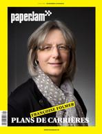 Février 2012. Françoise Folmer par Julien Becker. (Archives / Maison Moderne)