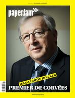 Mars 2012. Jean-Claude Juncker par Andrés Lejona. (Archives / Maison Moderne)