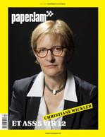 Avril 2012. Christiane Wickler. (Archives / Maison Moderne)