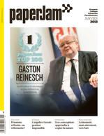 Janvier 2013. Gaston Reinesch par Christophe Olinger. (Archives / Maison Moderne)