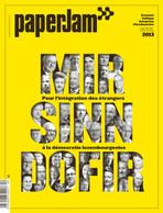 Avril 2013. Couverture: Maxime Pintadu. (Archives / Maison Moderne)