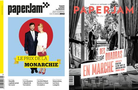 Le magazine Paperjam a 20 ans. (Photo: Maison Moderne)