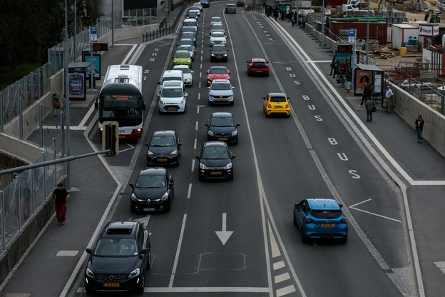 De 53eville la plus embouteillée au monde, Luxembourg est passée à la 106eplace dans le classement du fabricant de systèmes de navigation. (Photo: Matic Zorman / Maison Moderne)