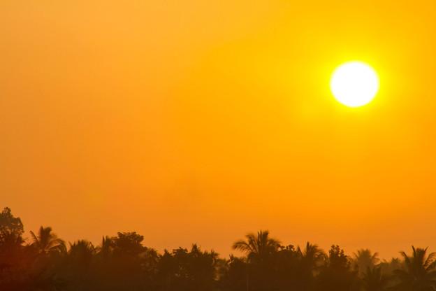 Depuis les années1980, chaque décennie est plus chaude que la précédente. Et les six années les plus chaudes ont toutes été enregistrées depuis 2015. (Photo: Shutterstock)