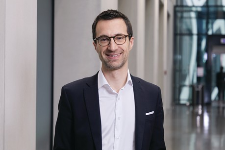 Sylvain Crépin, Partner | Capital Markets/Financial Risk  – Deloitte STUDION PHOTOGRAPHY