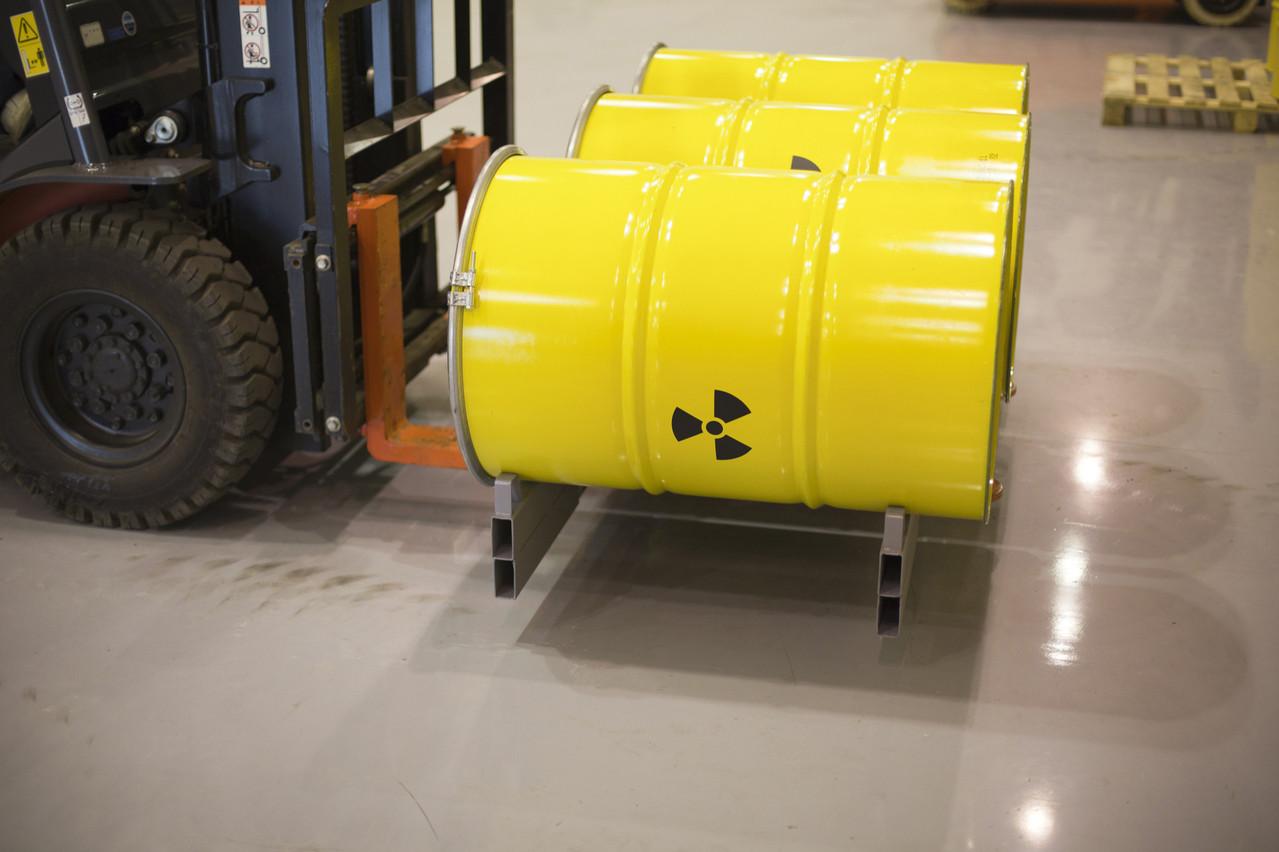 L'Europe presse la Belgique afin que celle-ci se positionne quant à ce qu'elle compte faire de ses déchets radioactifs. (Photo: Shutterstock)