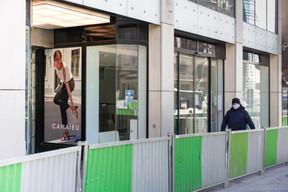 En l'absence de repreneur, Camaïeu a fermé tous ses points de vente du Luxembourg, fin septembre. ((Photo: Romain Gamba / Maison Moderne))