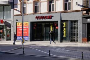 Comptez 45.000 euros par mois pour les 835m2 de l'ancien CoolCat. ((Photo: Romain Gamba / Maison Moderne))