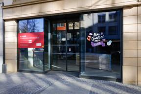 La Ville de Luxembourg tente de donner vie aux cellules vides et en propose certaines à la location sous le concept de pop-up store. ((Photo: Romain Gamba / Maison Moderne))